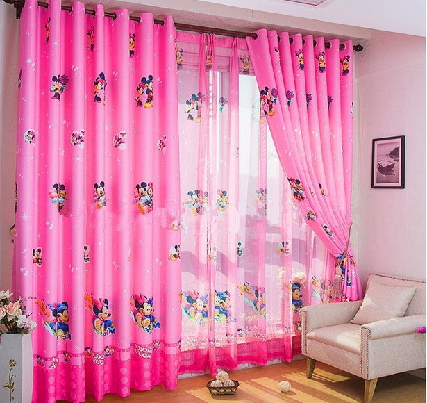 Best ideas about Kid Bedroom Curtain . Save or Pin Playfully Colorful Curtains for Your Kids Bedroom Abpho Now.