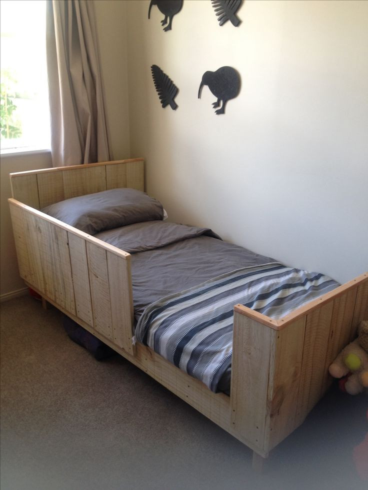Best ideas about Kids Bed DIY . Save or Pin Best 25 Diy toddler bed ideas on Pinterest Now.