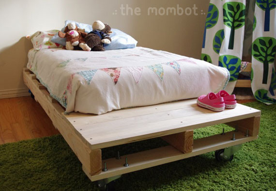 Best ideas about Kids Bed DIY . Save or Pin 10 Cool DIY Kids Beds Now.