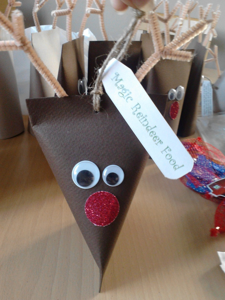 Best ideas about Kids Christmas Craft Gifts . Save or Pin Christmas crafts for the kids Now.