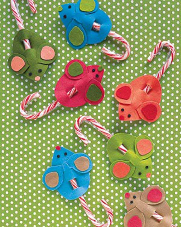 Best ideas about Kids Christmas Craft Gifts . Save or Pin Top 38 Easy and Cheap DIY Christmas Crafts Kids Can Make Now.