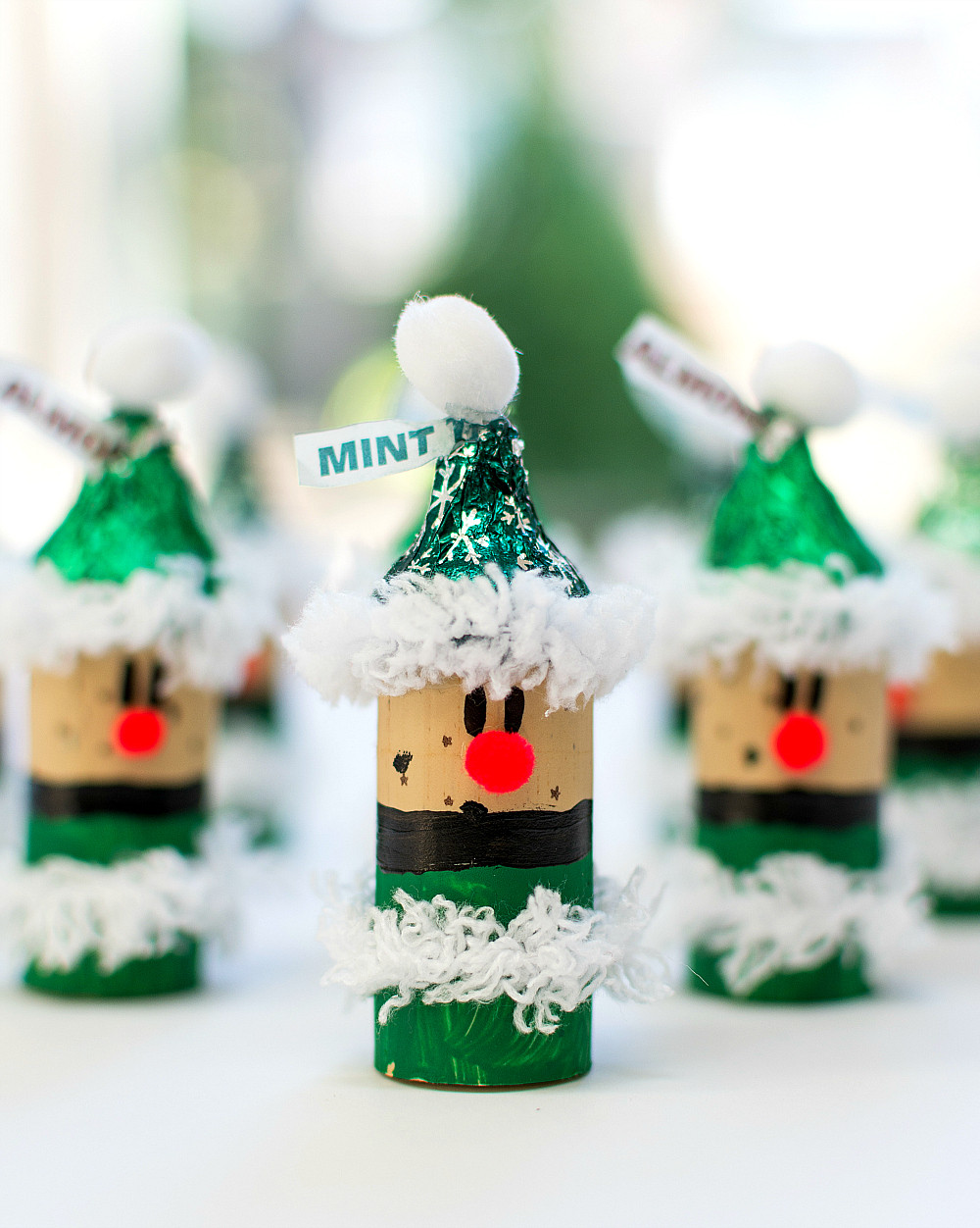 Best ideas about Kids Christmas Craft Ideas . Save or Pin Christmas Crafts with Kids Now.