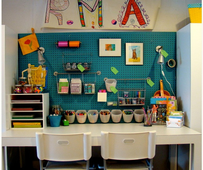 Best ideas about Kids Craft Area . Save or Pin Kids Craft Area Now.
