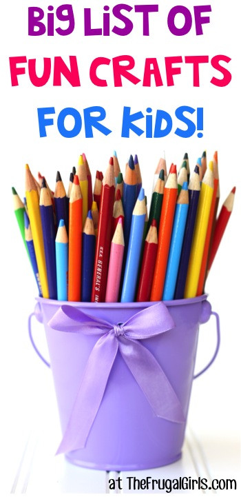 Best ideas about Kids Crafts For Girls . Save or Pin Teacher Discounts Now.