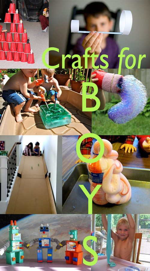 Best ideas about Kids Crafts For Girls . Save or Pin Cool Craft Projects for Kids Craft Projects For Boys And Now.