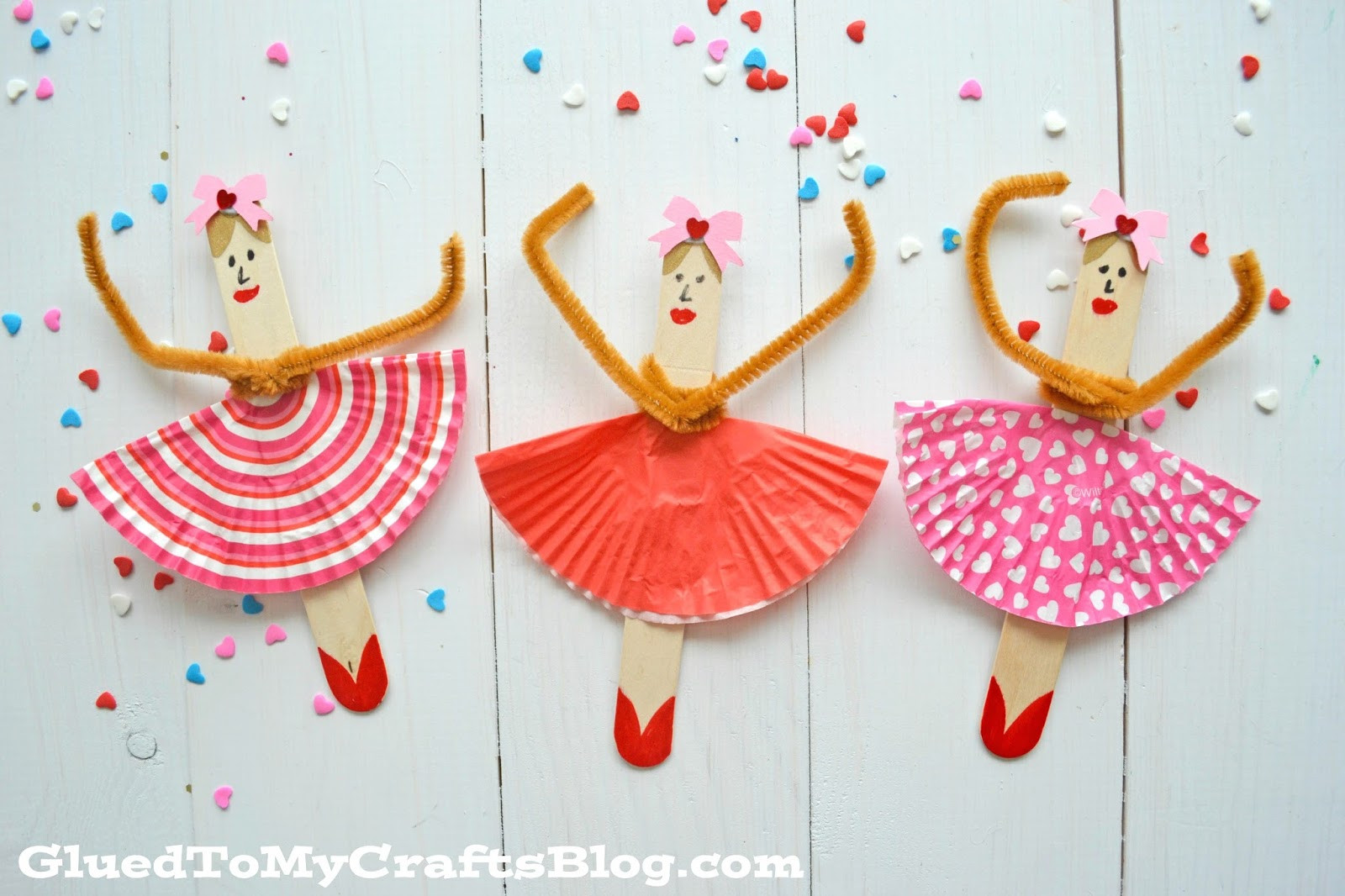 Best ideas about Kids Crafts For Girls . Save or Pin 20 Cutest and Super Fun Popsicle Stick Crafts Now.