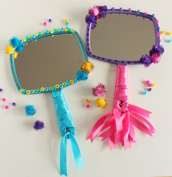 Best ideas about Kids Crafts For Girls . Save or Pin Fiesta Blanca Nieves LaCelebracion Now.