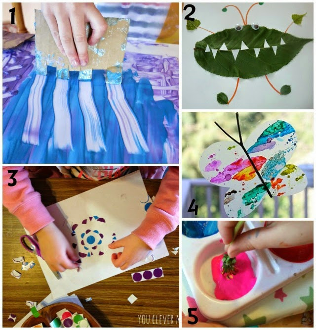 Best ideas about Kids Creative Activities At Home . Save or Pin Learn with Play at Home 5 Activity Ideas for Creative Kids Now.