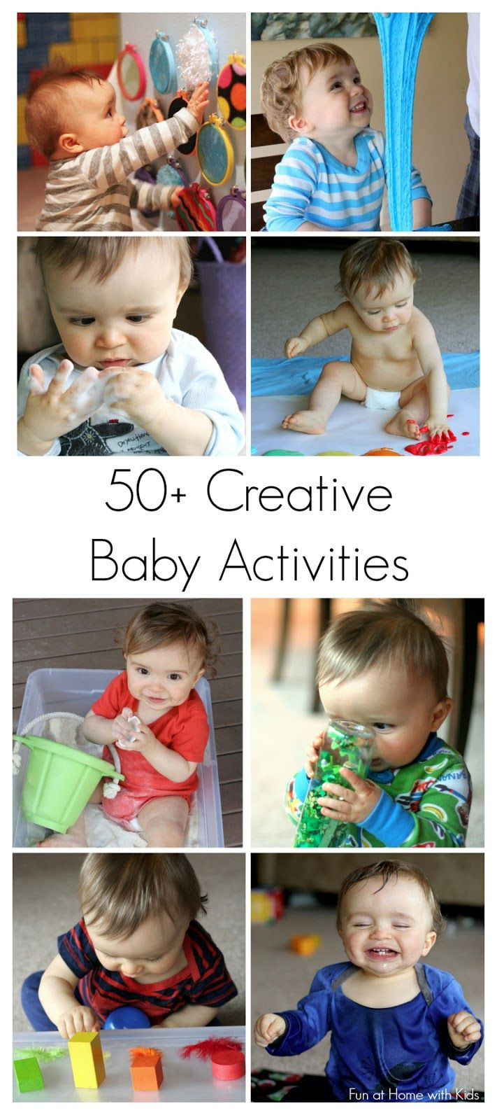 Best ideas about Kids Creative Activities At Home . Save or Pin 1347 best FUN AT HOME WITH KIDS blog activities images on Now.