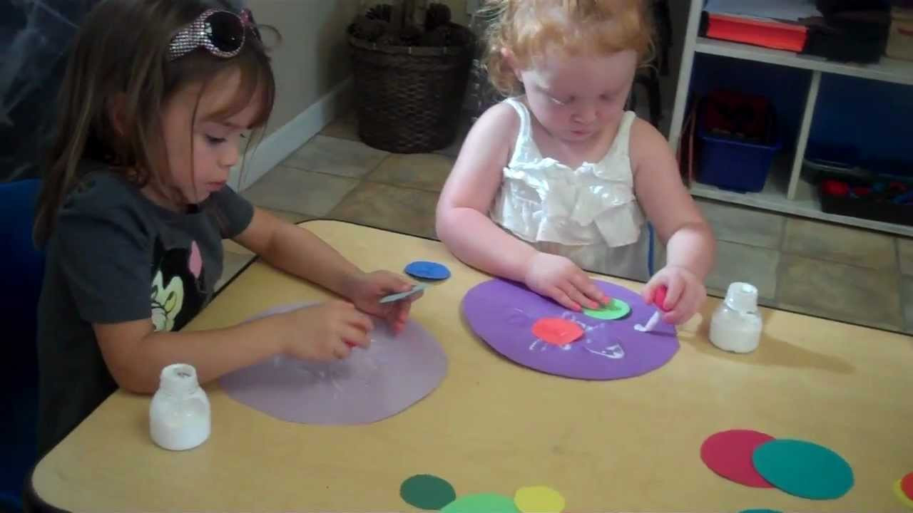Best ideas about Kids Creative Activities At Home . Save or Pin Preschool Activities Art Class BRENTWOOD CA CHILD DAY Now.