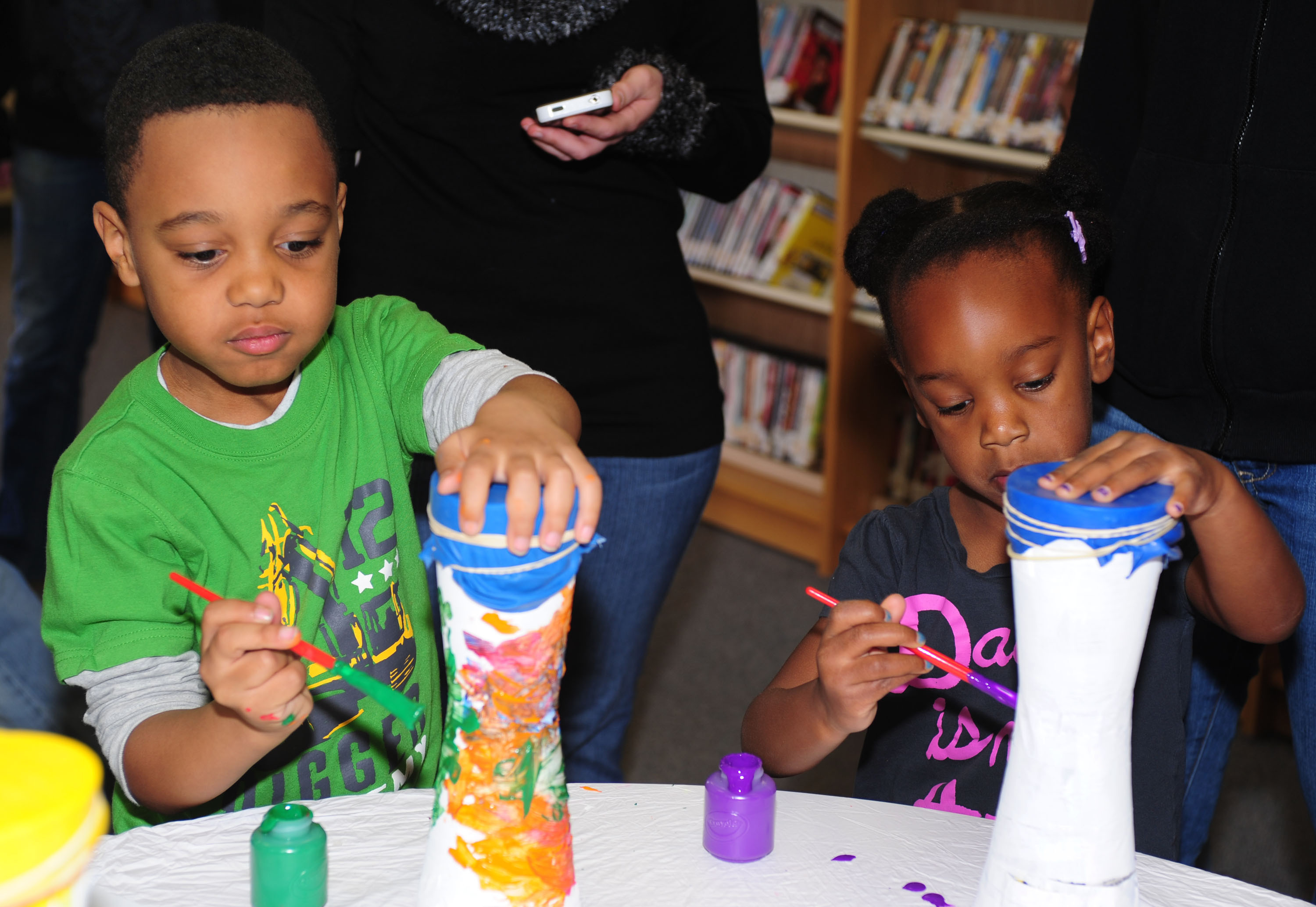 Best ideas about Kids Doing Arts And Crafts . Save or Pin 4 Things Educators and Parents Can Do to Develop a Child s Now.