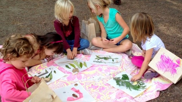 Best ideas about Kids Doing Arts And Crafts . Save or Pin 15 Camping Games for Adults Teens & Kids Now.