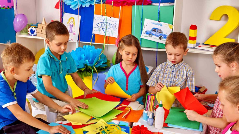 Best ideas about Kids Doing Arts And Crafts . Save or Pin 10 Affordable & Green Arts and Crafts Ideas for Kids Now.