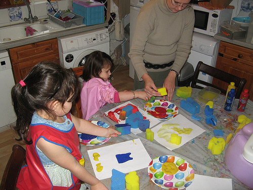 Best ideas about Kids Doing Arts And Crafts . Save or Pin How Arts and Crafts Develop Language Now.