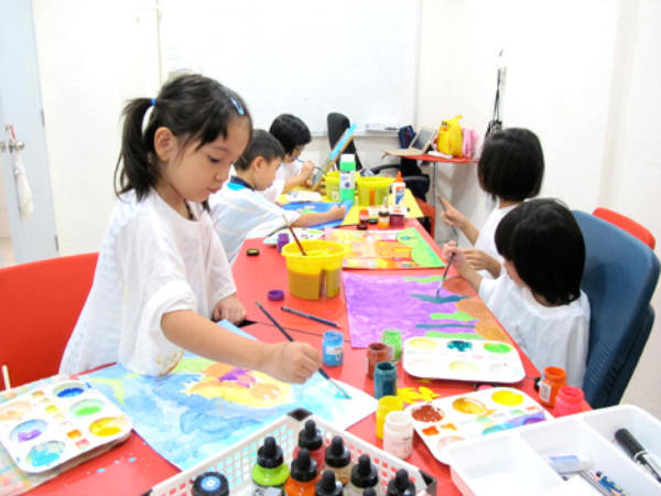 Best ideas about Kids Doing Arts And Crafts . Save or Pin Epsom Camp Now.