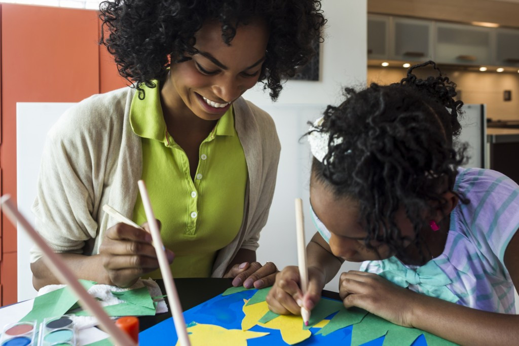 Best ideas about Kids Doing Arts And Crafts . Save or Pin Is Art Therapy for ADHD the Right Choice for Your Child Now.
