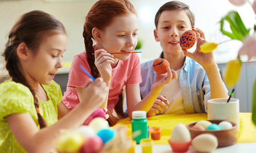 Best ideas about Kids Doing Crafts . Save or Pin 6 Fun Easter Crafts for Kids Now.