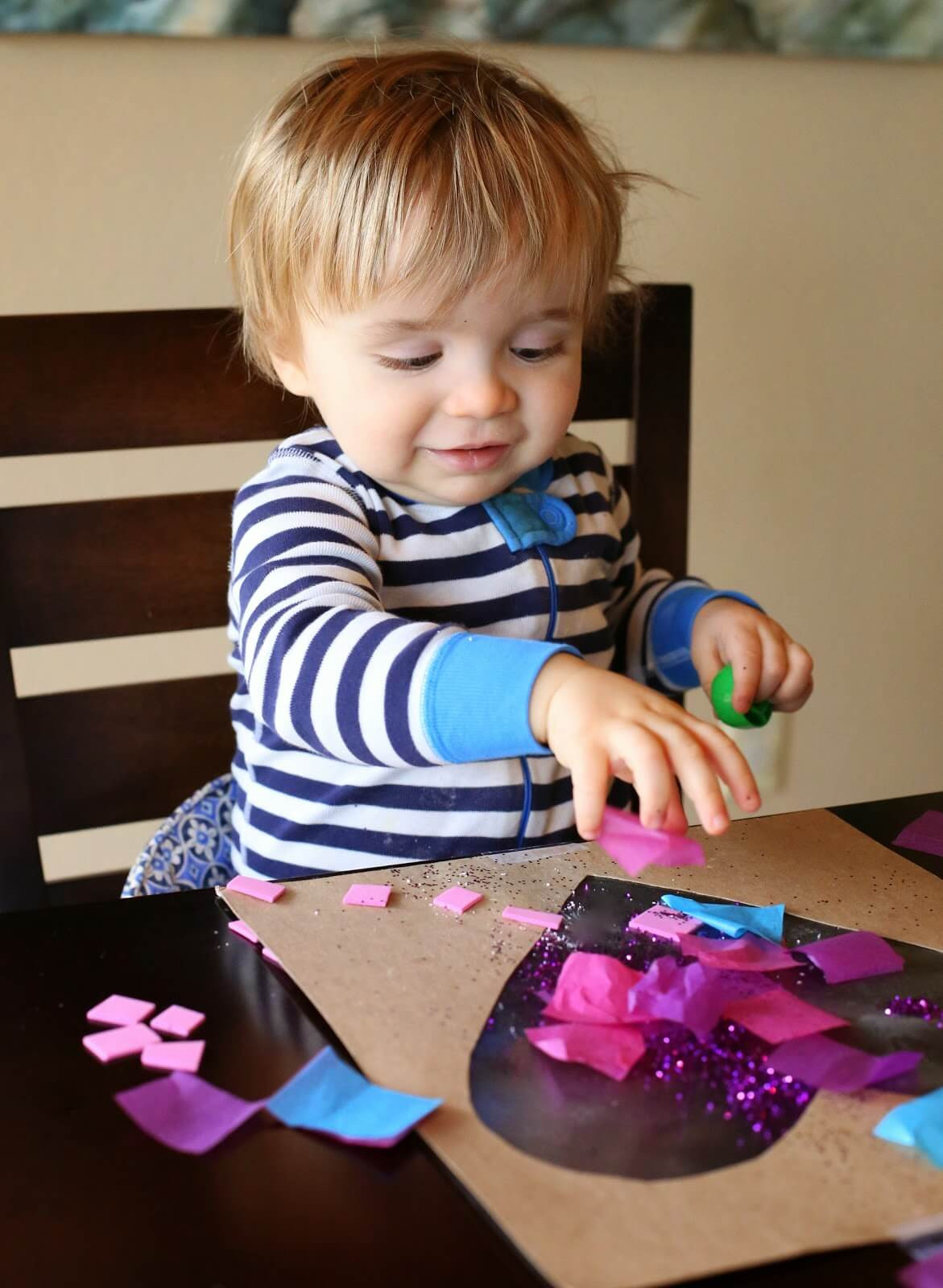 Best ideas about Kids Doing Crafts . Save or Pin Valentine's Day Crafts for Babies BabyCare Mag Now.