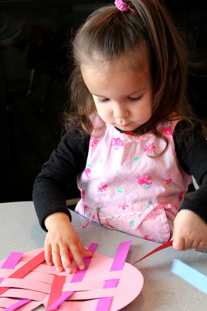 Best ideas about Kids Doing Crafts . Save or Pin Valentine's Day Bible Craft for Kids Now.