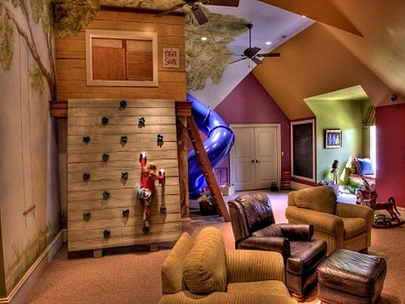Best ideas about Kids Game Room Ideas . Save or Pin Ideas & Design How to Provide Decorative Kids Game Room Now.