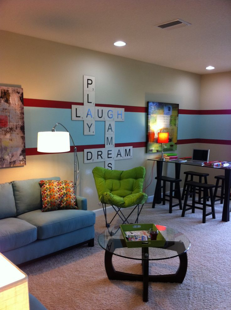 Best ideas about Kids Game Room Ideas . Save or Pin 1000 ideas about Game Room Decor on Pinterest Now.