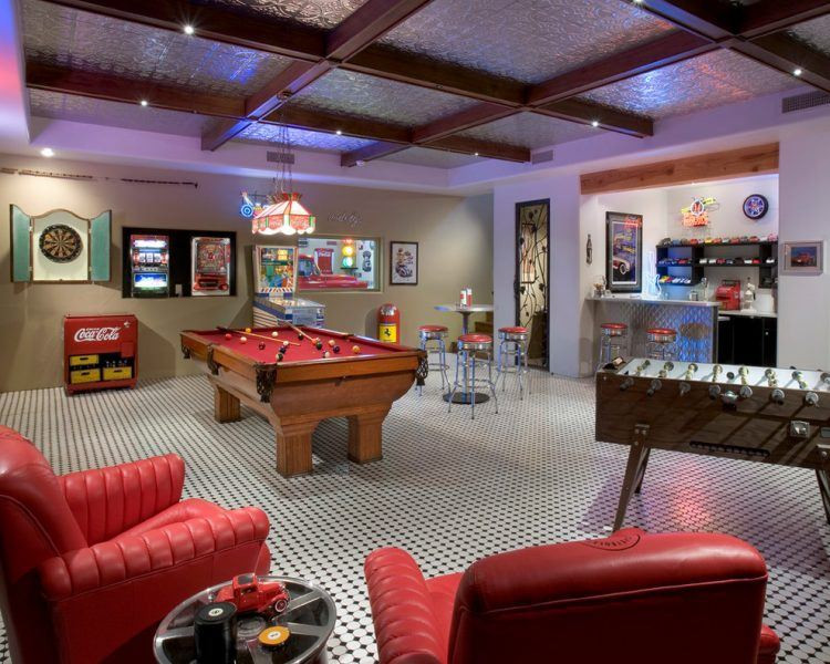 Best ideas about Kids Game Room Ideas . Save or Pin 20 The Coolest Home Game Room Ideas Now.