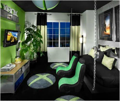 Best ideas about Kids Game Room Ideas . Save or Pin 21 Super Awesome Video Game Room Ideas You Must See Now.