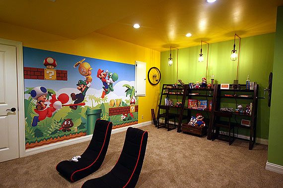 Best ideas about Kids Game Room Ideas . Save or Pin game rooms for kids Now.