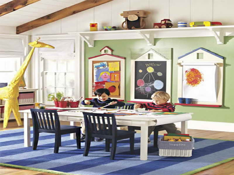 Best ideas about Kids Game Room Ideas . Save or Pin Bloombety New Interior How to Provide Decorative Kids Now.