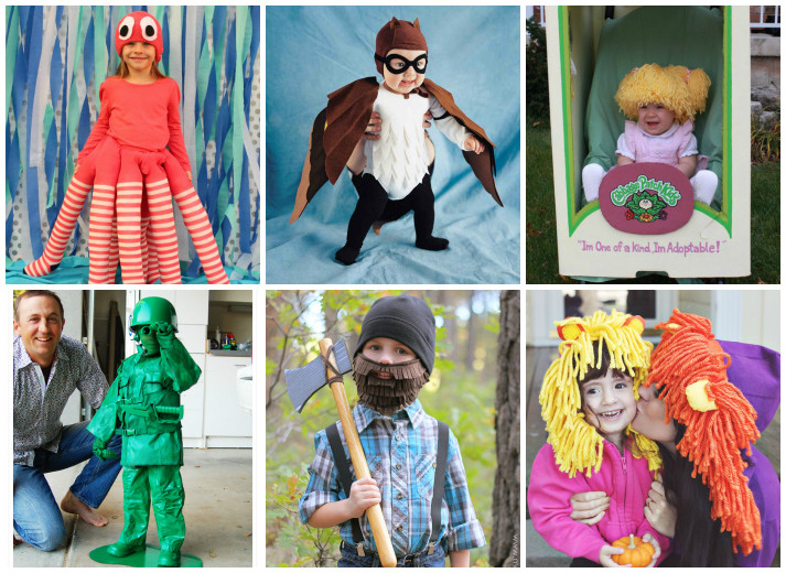 Best ideas about Kids Halloween Costumes DIY . Save or Pin 25 Creative DIY Halloween Costumes For Kids I Heart Arts Now.