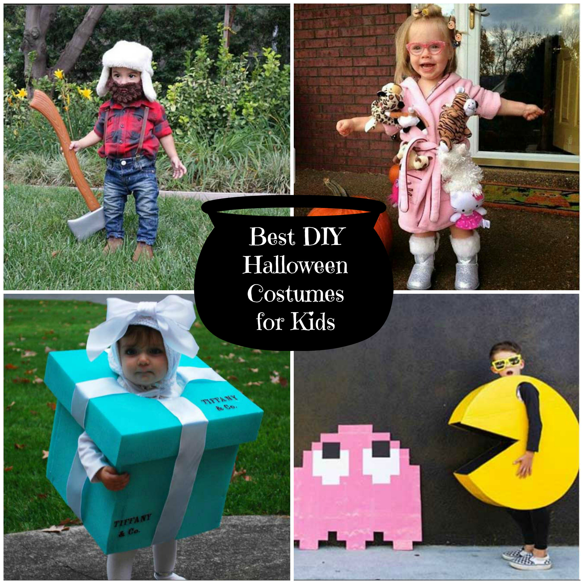 Best ideas about Kids Halloween Costumes DIY . Save or Pin Best DIY Halloween Costumes for Kids Sometimes Homemade Now.