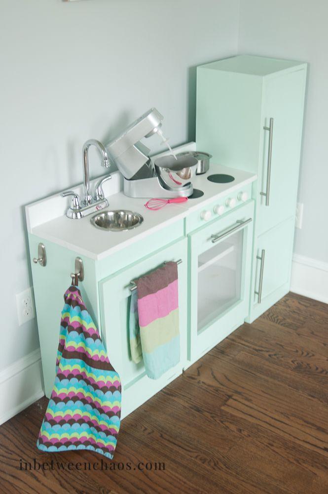 Best ideas about Kids Kitchen DIY . Save or Pin Best 25 Kids play kitchen ideas on Pinterest Now.