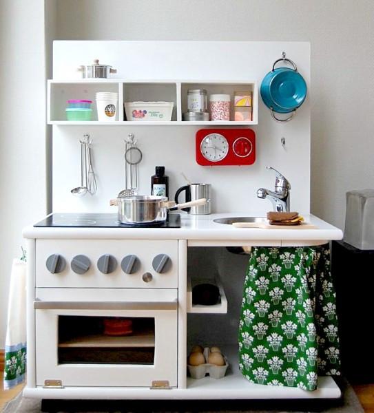 Best ideas about Kids Kitchen DIY . Save or Pin 5 Cool Kids DIY Kitchen Sets Now.