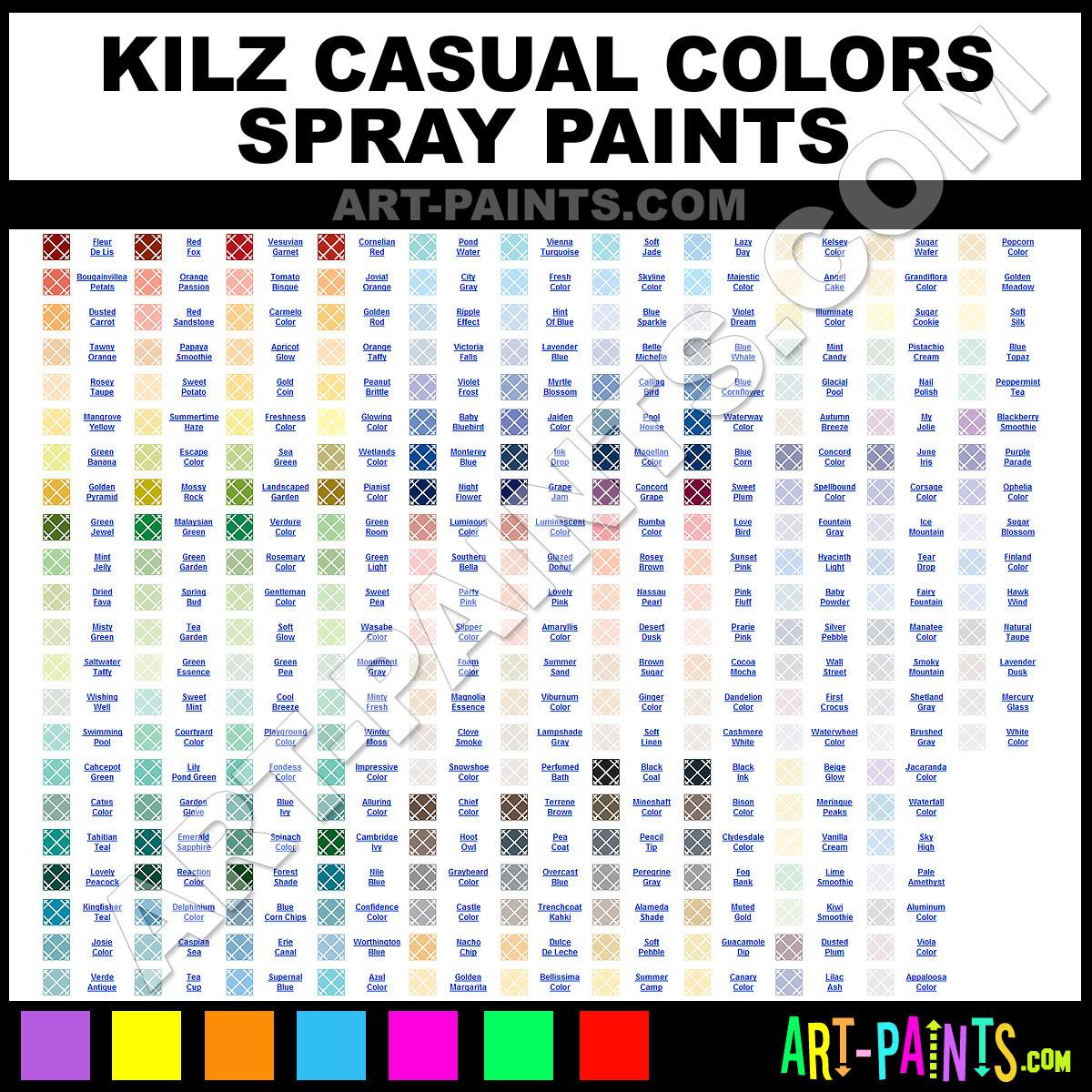 Best ideas about Kilz Paint Colors . Save or Pin Cream Colored Spray Paint Paint Color Ideas Now.