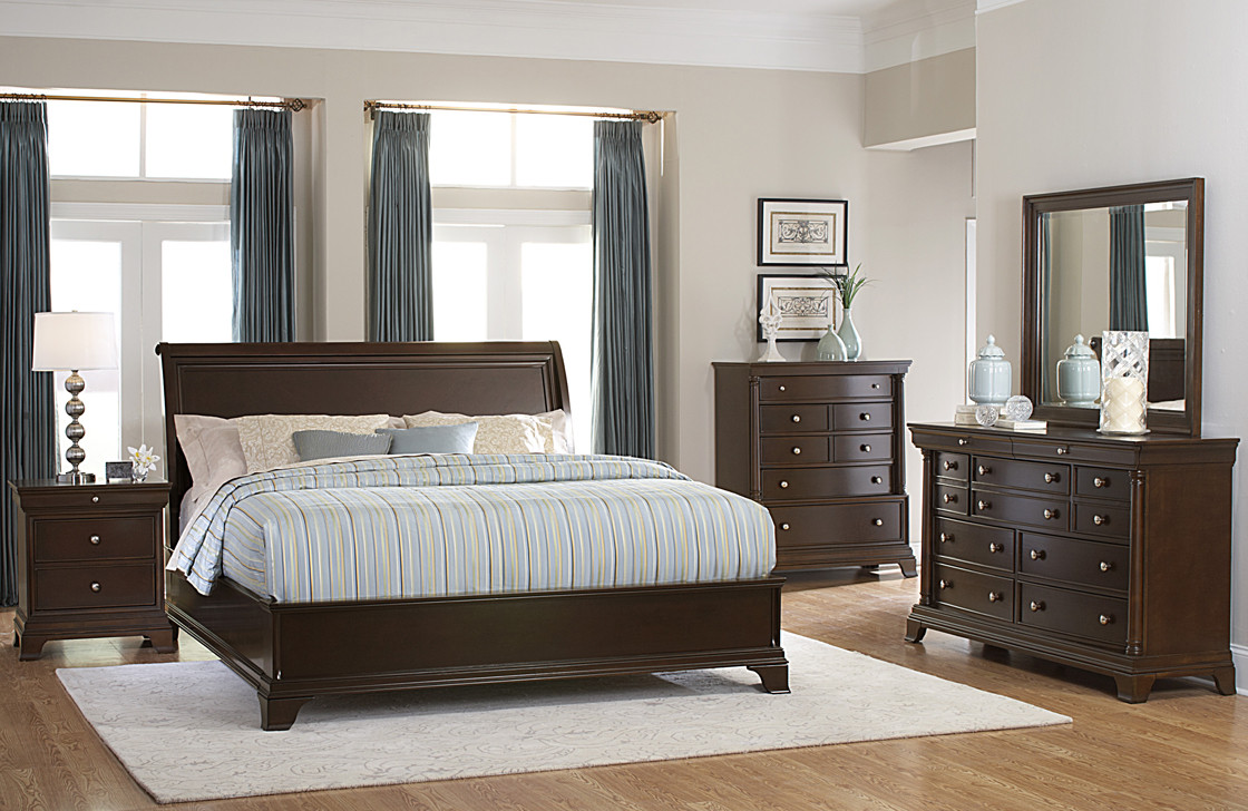 Best ideas about King Size Bedroom Sets . Save or Pin Home Design Ideas Mesmerizing King Size Bedroom Sets Now.