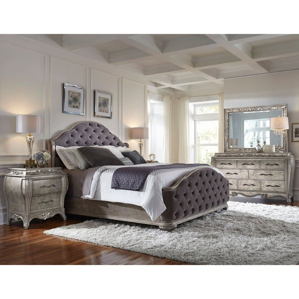 Best ideas about King Size Bedroom Sets . Save or Pin Shop Anastasia 5 piece King size Bedroom Set Sale Now.
