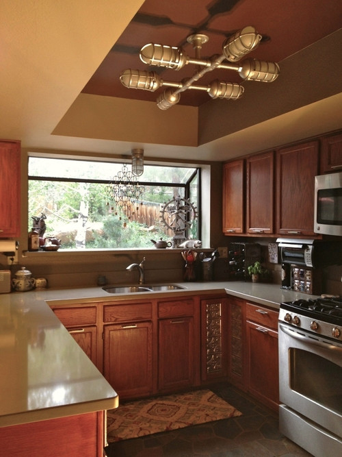 Best ideas about Kitchen & Dining . Save or Pin Overhead Kitchen Lighting Now.