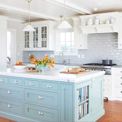 Best ideas about Kitchen Decor Accents . Save or Pin White Kitchen Decor Ideas The 36th AVENUE Now.