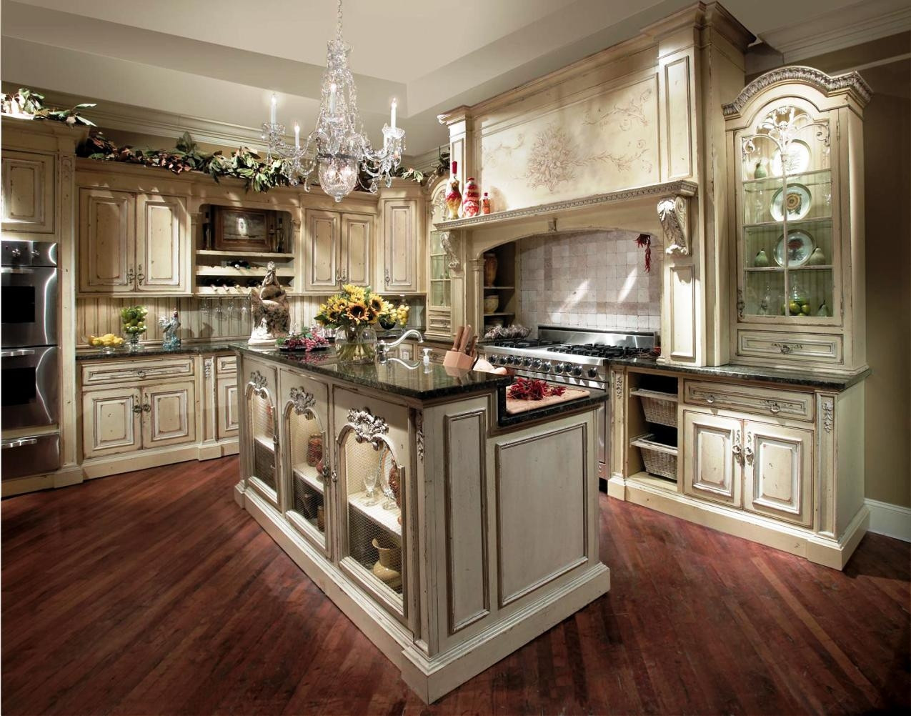 Best ideas about Kitchen Decor Accents . Save or Pin Country kitchen decor TheyDesign TheyDesign Now.