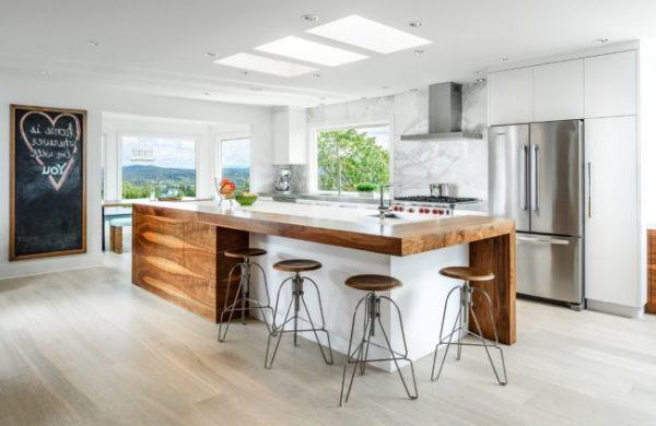 Best ideas about Kitchen Decor Ideas 2019 . Save or Pin Modern Kitchen Design Trends 2018 2019 Best Decorating Now.