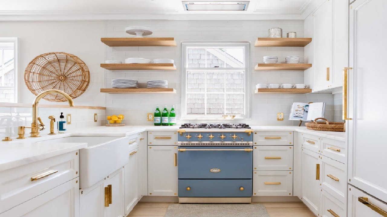 Best ideas about Kitchen Decor Ideas 2019 . Save or Pin 100 Great Kitchen Design Ideas for California 2019 Now.