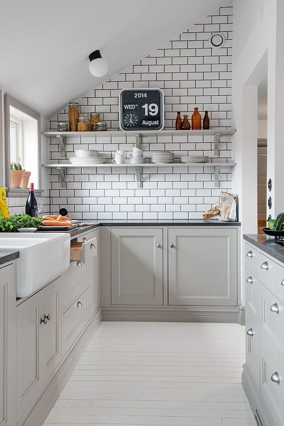 Best ideas about Kitchen Decor Ideas 2019 . Save or Pin Small Kitchen Design Ideas 2019 Brash and Sassy Now.