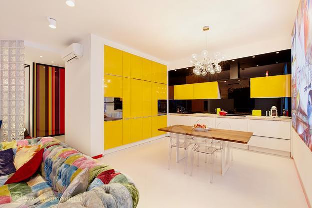 Best ideas about Kitchen Decor Ideas Photos . Save or Pin Yellow Kitchen Colors 22 Bright Modern Kitchen Design and Now.