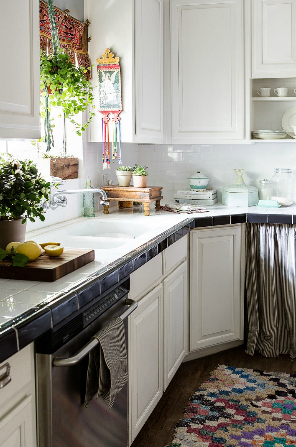 Best ideas about Kitchen Decor Ideas Photos . Save or Pin Dallas House With Casita Homepolish House Tour Now.