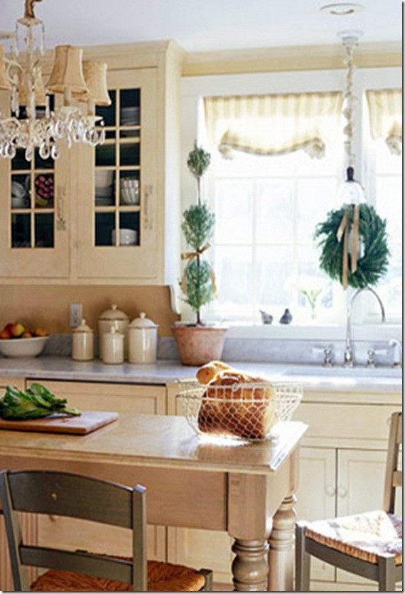 Best ideas about Kitchen Decor Ideas Photos . Save or Pin Unique Kitchen Decorating Ideas for Christmas family Now.