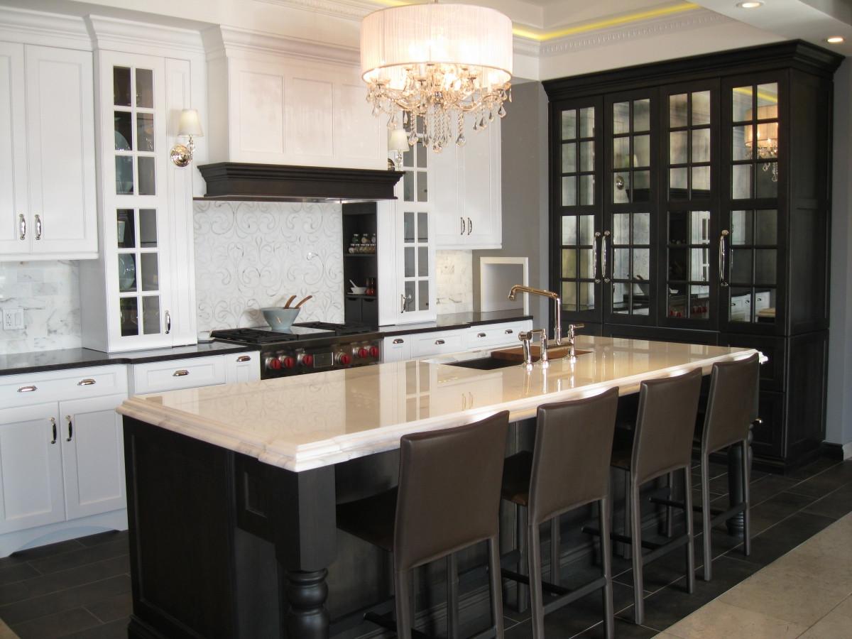 Best ideas about Kitchen Decor Ideas Photos . Save or Pin Kitchen Designs Now.
