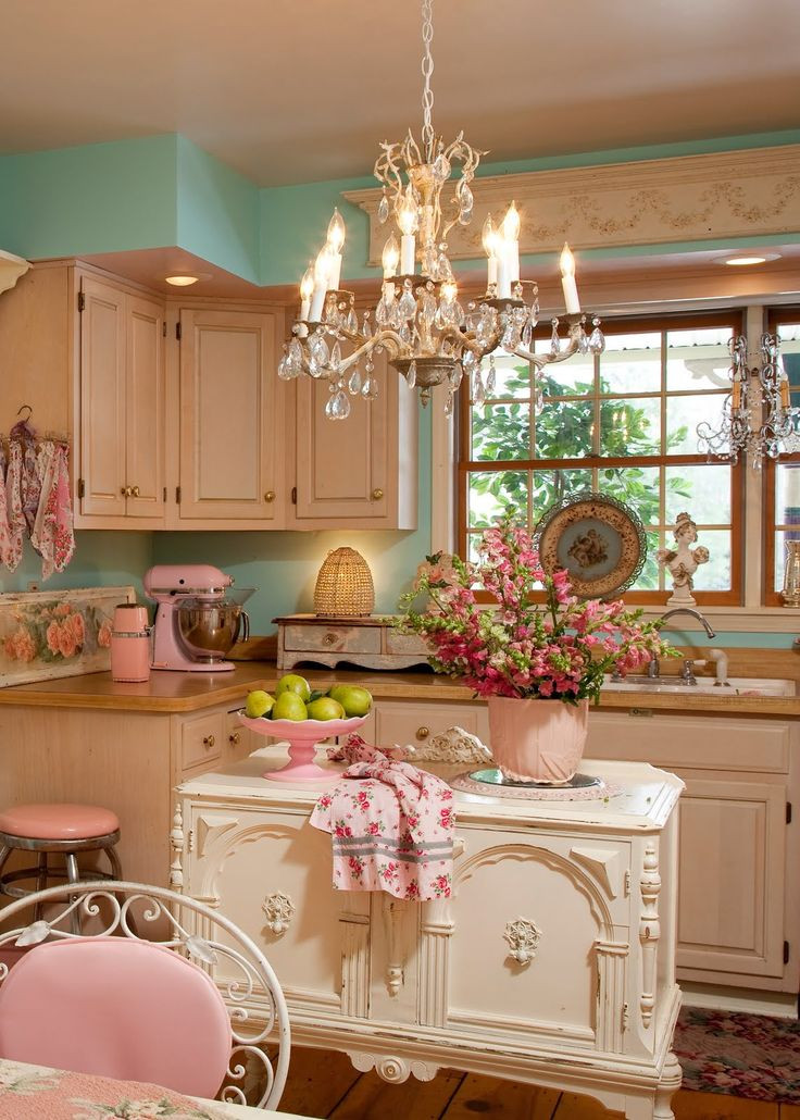 Best ideas about Kitchen Decorating Accessories . Save or Pin Pin Up Decor Blast from The Past with 13 Pretty Spaces Now.