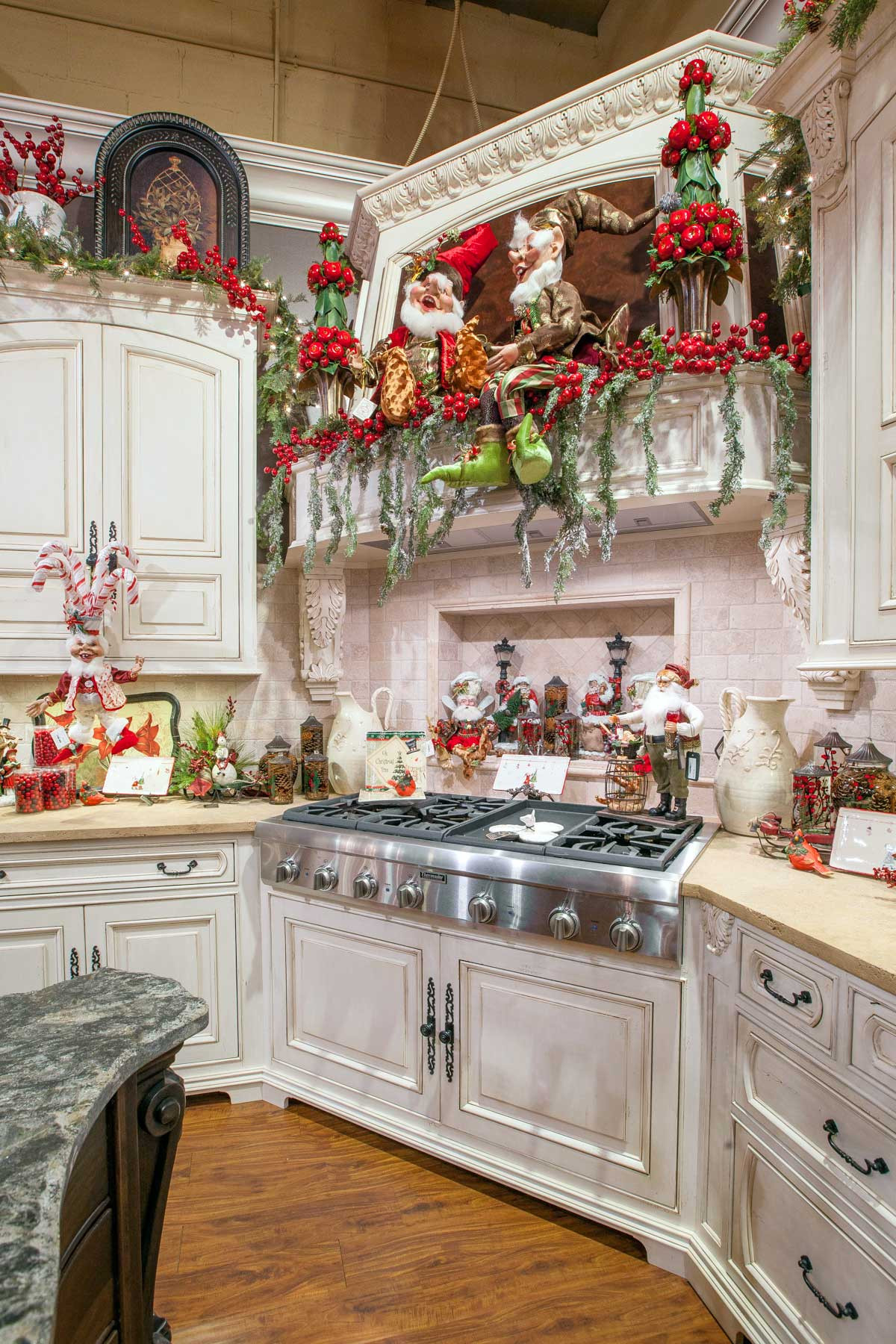 Best ideas about Kitchen Decorating Accessories . Save or Pin Christmas Home Decor LINLY DESIGNS Now.