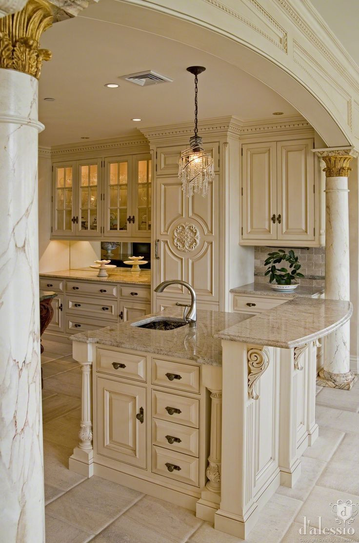 Best ideas about Kitchen Decorating Accessories . Save or Pin Dream Kitchen – Cook Up a Storm In these 7 Glamorous Now.