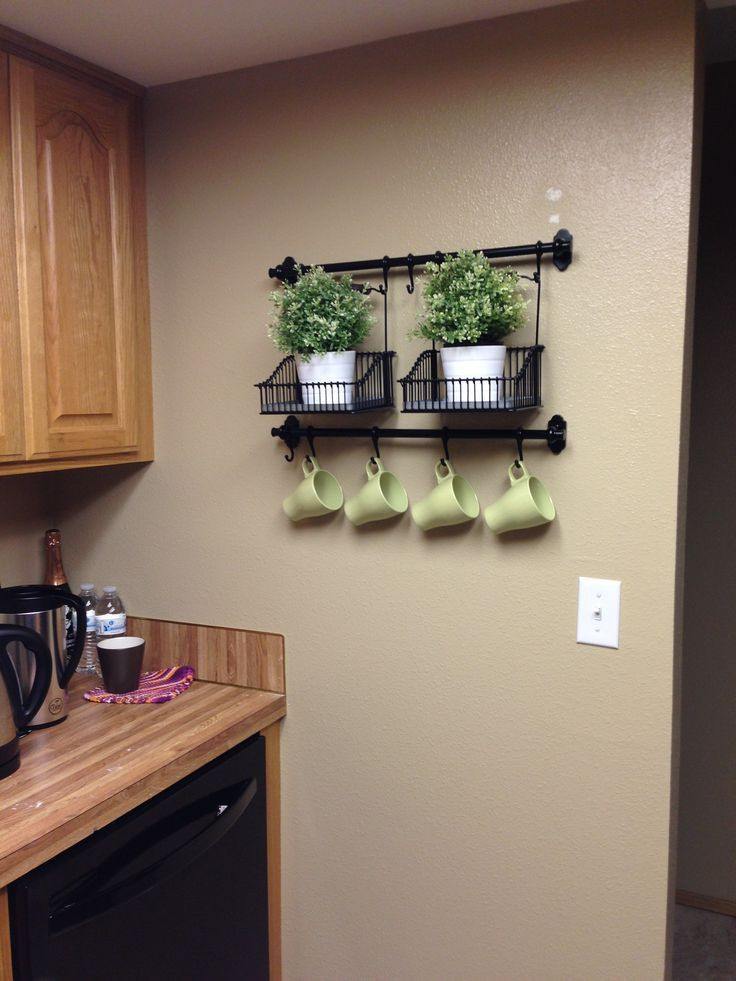 Best ideas about Kitchen Decorating Ideas For Walls . Save or Pin Wall Decor Ideas for a Pretty Kitchen Now.